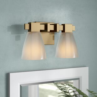 Marnie Modern 2-Light Vanity Light By Zipcode Design