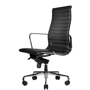 Wobi Office Reed High-Back Leather Execut..
