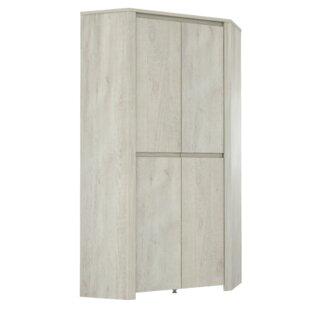 Hopper 2 Door Corner Wardrobe By Gracie Oaks
