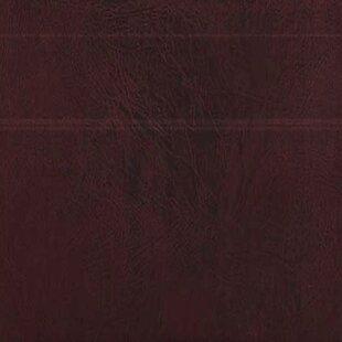 Alcide Rust Futon Ottoman Cover (Machine Washable) by Loon Peak