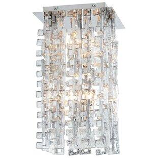 Cyan Design Athropolis 4-Light Flush Mount
