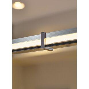 Tech Lighting Gia Linear Suspension 1-Light Bath Bar