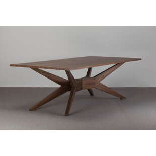 Basis Solid Wood Dining Table by Ebb and ..