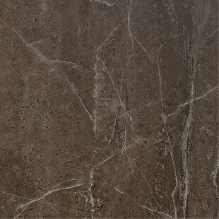 Review Colmar 13 x 13 Porcelain Field Tile in Brown by Branton Flooring Collection
