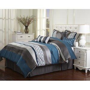 Cashbah 7 Piece Comforter Set