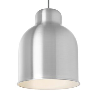 Ebern Designs Eccles 1-Light Bell Pendant
