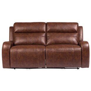 Peres Reclining Sofa by Loon Peak Reviews