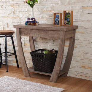 Haugen Console Table by Wrought Studio