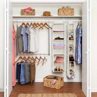 Closet Storage Starter Kit