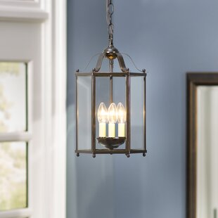 Charlton Home Leiters 3-Lights Foyer Pendant