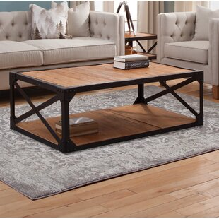 17 Stories Eli Coffee Table with Storage