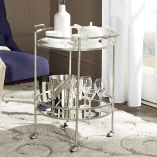 Galloway Serving Cart By Rosdorf Park