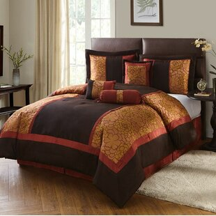 Sibyl 7 Piece Comforter Set