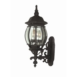 Basic 3-Light Outdoor Sconce