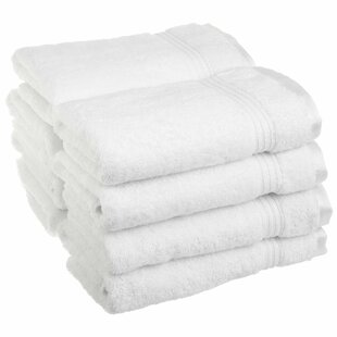 Patric 8 Piece Egyptian-Quality Cotton Cotton Hand Towel Set by The Twillery Co. No Copoun