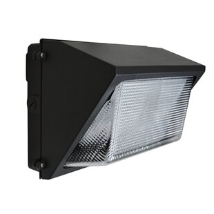 40-Watt LED Outdoor Security Wall Pack by Deco Lighting