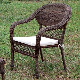 Hokku Designs Edwin Lounge Chair with Cus..