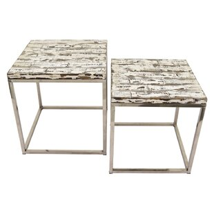 Foundry Select Channel 2 Piece Nesting Tables