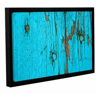Turquoise Framed Wall Art Wayfair