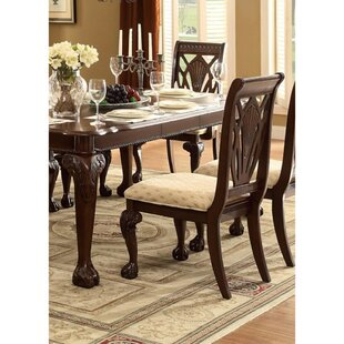 Murdoch Floral and Shell Motifs Dining Ch..