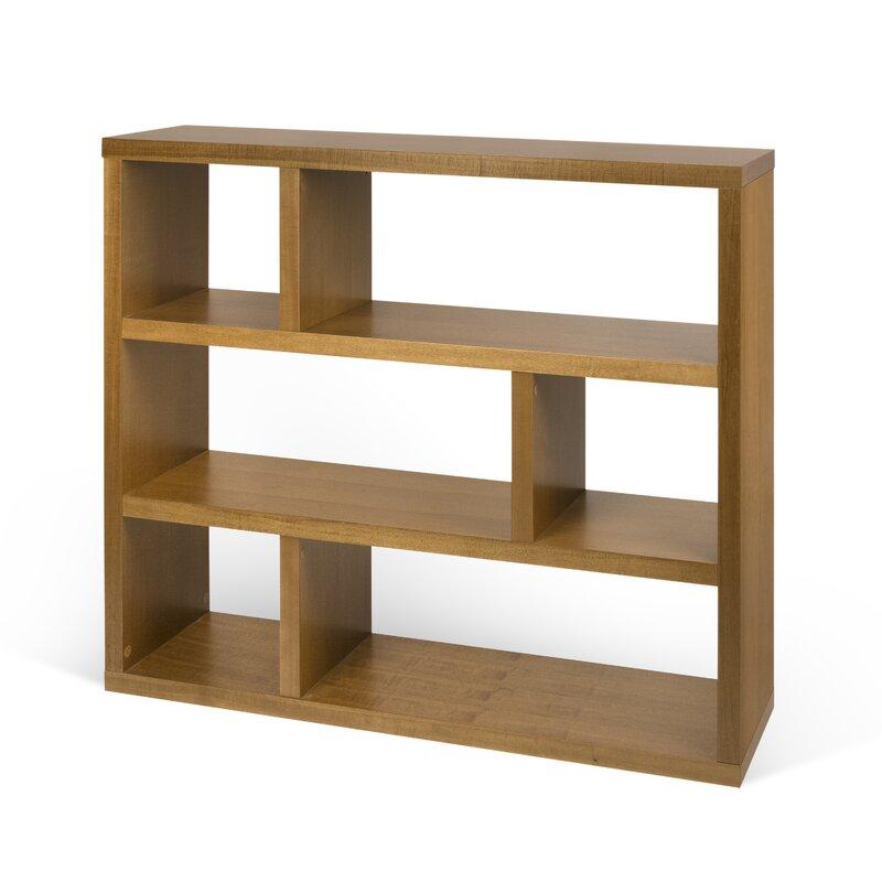 Tema Dublin Geometric Bookcase & Reviews | Wayfair