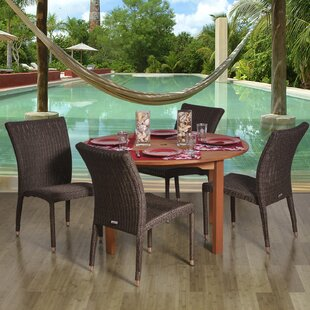 Tryston 5 Piece Dining Set