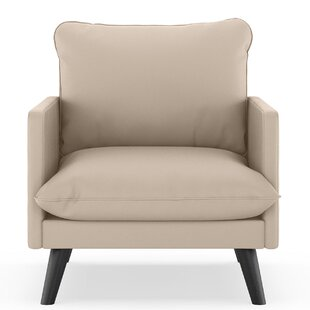 Corrigan Studio Cragin Vegan Leather Armchair