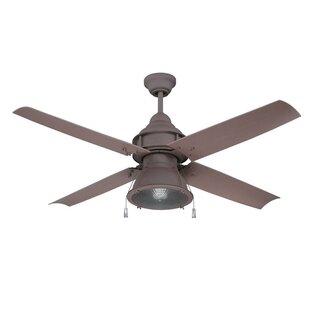 52 Martika 4-Blade Outdoor Ceiling Fan