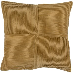 kaufman 100 cotton throw pillow