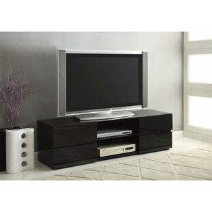 Jordan-La Elegant High Gloss TV Stand by Orren Ellis