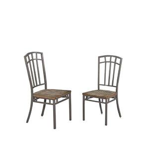 17 Stories Shounak Dining Chair (Set of 2)