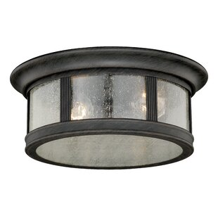 Alcott Hill Batchtown Flush Mount