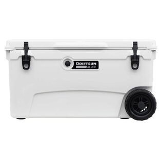 70 Qt. Wheeled Ice Chest Cooler