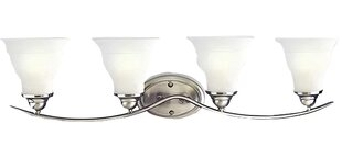 Charlton Home Roquefort 4-Light Vanity Light