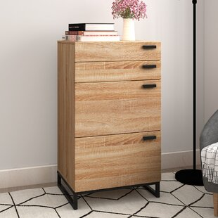 Lurdes 4 Drawer Dresser