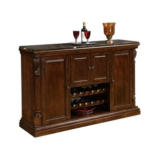 Brewton Console Back Bar