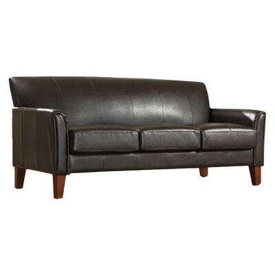Faux Leather Sofas You Ll Love In 2019 Wayfair
