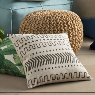 Hector Feather Down Throw Pillow