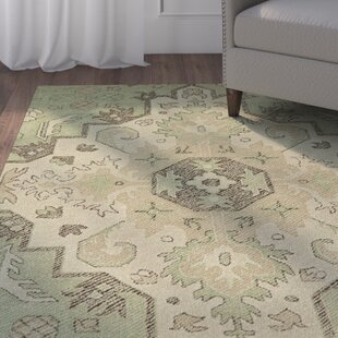 Fairhaven Handmade Green Indoor/Outdoor Area Rug