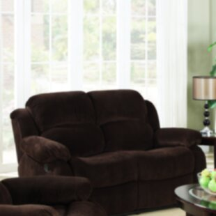 Flair Austin Recliner Reclining Loveseat