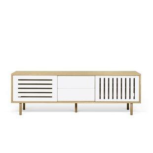 Garry Stripes Sideboard by Corrigan Studio