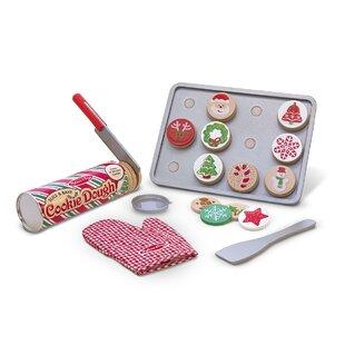 Check Prices Slice and Bake Christmas Cookie Play Set ByMelissa & Doug