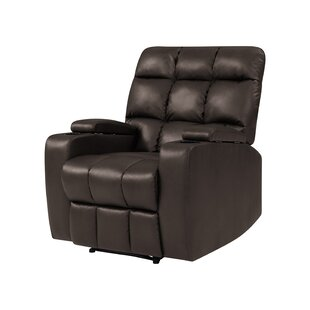 Dierking Power Wall Hugger Storage Recliner