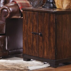 Carnaghliss Chairside Table by Astoria Grand