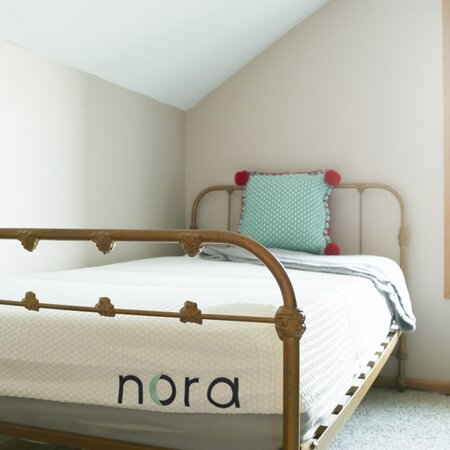 Nora mattress image from Becky's blog