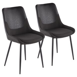 Hellam Upholstered Dining Chair (Set of 2..