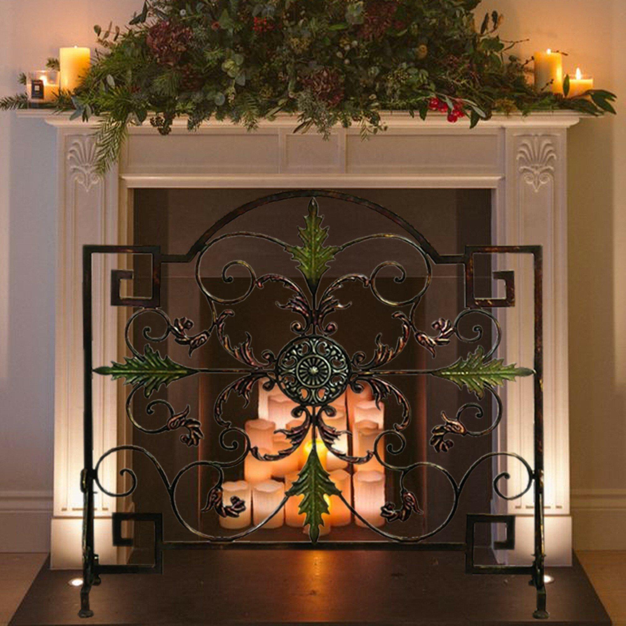 BIG SALE Favorite Fireplace Screens & Doors You'll Love ...