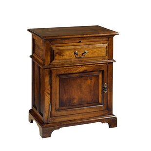 MacKenzie-Dow 1 Drawer Nightstand