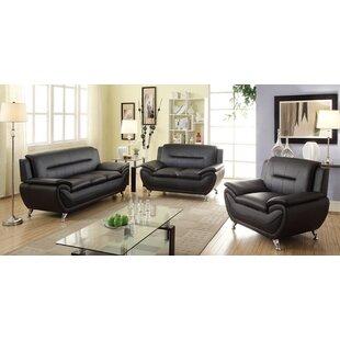 Gatto Living Room Set by Orren Ellis