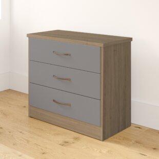 Baylee 3 Drawer Chest By Zipcode Design